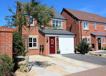 Thumbnail 3 bed detached house for sale in Voyager Close, Fleetwood