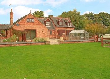 Thumbnail 4 bed detached house for sale in Twyford Road, Barrow-On-Trent, Derby