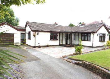 Thumbnail 4 bed detached bungalow for sale in Mill Lane, Great Sutton, Ellesmere Port