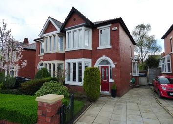 Thumbnail 3 bed semi-detached house for sale in Gaythorne Avenue, Preston, Lancashire