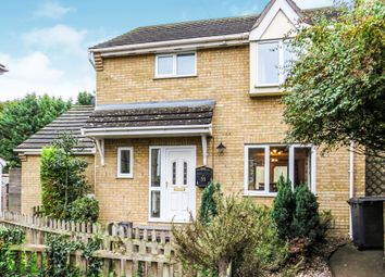 Thumbnail 3 bed detached house for sale in Tollgate Lane, Bury St. Edmunds