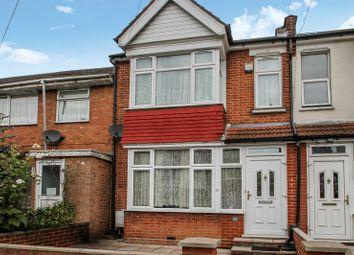 Thumbnail 4 bed terraced house for sale in Locket Road, Wealdstone, Harrow