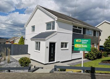 Thumbnail 3 bedroom semi-detached house for sale in St. Teilos Way, Caerphilly