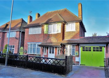 Thumbnail 3 bed detached house for sale in Avoca Close, Leicester