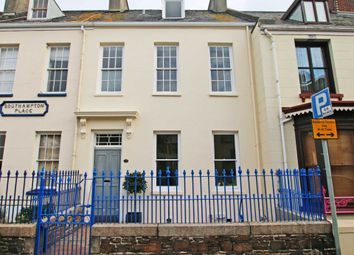 Thumbnail 4 bed town house for sale in Pomona Road, St. Helier, Jersey