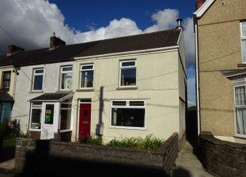 Thumbnail 2 bedroom end terrace house for sale in 8 Pen Y Lan, Penclawdd, Swansea