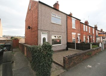 3 bed end terrace house for sale in Alexandra Road West, Chesterfield S40