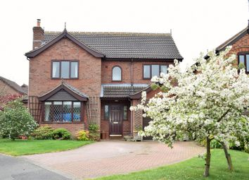 Thumbnail 4 bed detached house for sale in Birch Way, Barnetby