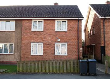 Thumbnail 3 bed flat for sale in Grange Farm Drive, Kings Norton, Birmingham
