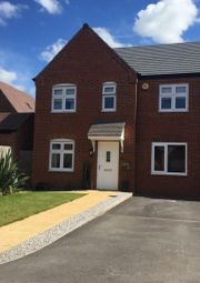 Thumbnail 4 bed semi-detached house for sale in Signals Court, Saighton, Chester