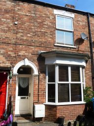 Thumbnail 2 bedroom terraced house to rent in Clifton Gardens, St Georges Road, Hull