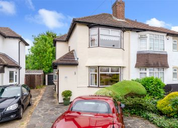 Thumbnail Semi-detached house for sale in Crescent Drive, Petts Wood, Kent