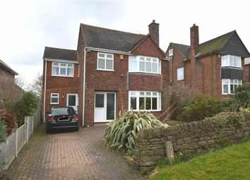 Thumbnail 4 bed detached house for sale in Lansdowne Avenue, Newbold, Chesterfield, Derbyshire
