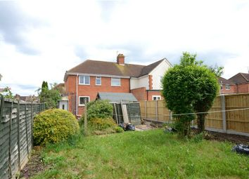 Thumbnail 2 bedroom end terrace house for sale in Lamerton Road, Reading, Berkshire