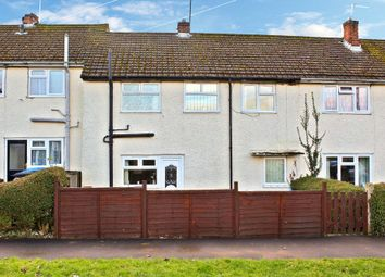 Thumbnail 3 bed terraced house for sale in Fosse Crescent, Princethorpe, Rugby
