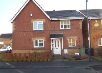 Thumbnail 2 bedroom semi-detached house for sale in Kenilworth Crescent, Walsall, West Midlands