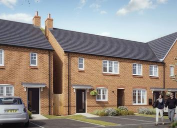 Thumbnail 3 bed end terrace house for sale in Forester's Gate, Midland Road, Swadlincote