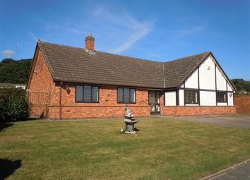 Thumbnail 4 bed detached bungalow to rent in School Lane, Hints, Tamworth