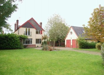 Thumbnail 4 bed detached house for sale in Priory Road, Alcester