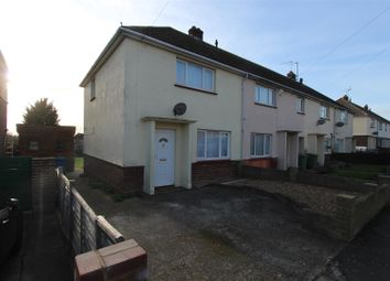 Thumbnail 2 bed end terrace house to rent in Bramston Road, Minster On Sea, Sheerness
