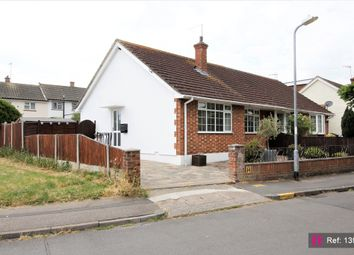 Thumbnail 2 bed semi-detached bungalow for sale in The Redinge, Billericay