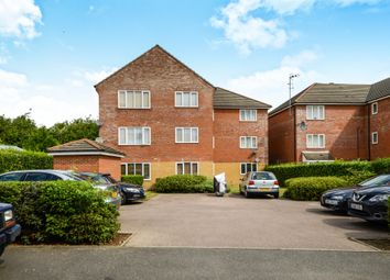 Thumbnail 1 bed flat for sale in Cheshire Drive, Leavesden, Watford