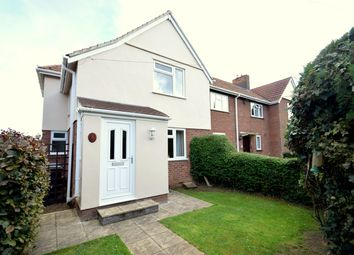 Thumbnail 2 bed end terrace house for sale in Green Lane, Great Barton, Bury St. Edmunds