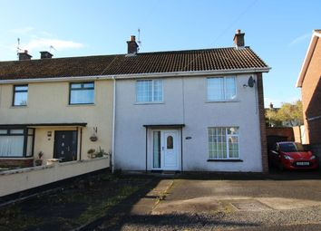 Thumbnail 3 bed terraced house to rent in Knocksallagh Park, Greenisland, Carrickfergus