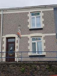 Thumbnail 2 bed terraced house to rent in Cave Street, Cwmdu, Swansea