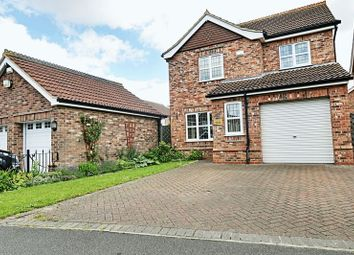 Thumbnail 3 bed detached house for sale in Ramblers Lane, Barton-Upon-Humber