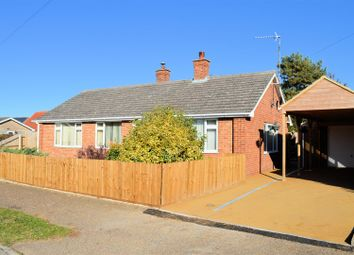 Thumbnail 3 bed detached house for sale in St. Marys Close, South Wootton, King's Lynn