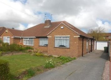 Thumbnail 2 bedroom bungalow to rent in Ridgefield Road, Heswall, Wirral