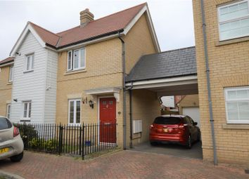 Thumbnail 1 bed maisonette for sale in Salamanca Way, Colchester