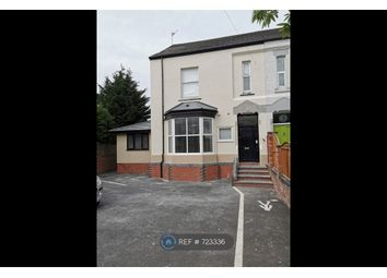 Thumbnail 1 bed flat to rent in Beaconsfield Road, Widnes