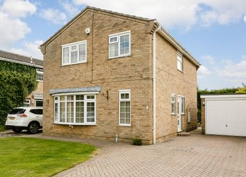 Thumbnail 4 bed detached house for sale in Undercroft, Dunnington, York