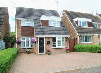 Thumbnail 3 bedroom detached house for sale in Barnstaple Close, Abington Vale, Northampton