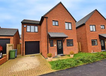3 bed detached house for sale in Alwin Grove, Dinnington, Newcastle Upon Tyne NE13