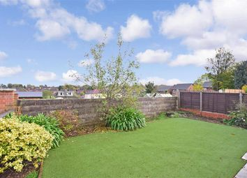Thumbnail 2 bed semi-detached bungalow for sale in Thorndale Close, Chatham, Kent
