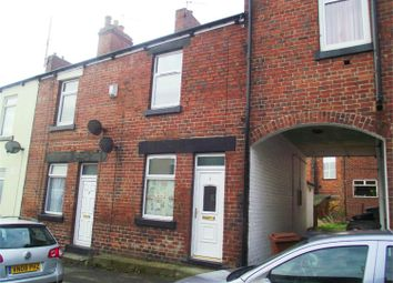 Thumbnail 2 bed terraced house for sale in New Street, Royston, Barnsley, South Yorkshire