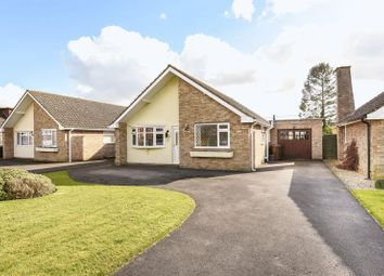 Thumbnail 2 bed detached bungalow for sale in Harlington Avenue, Grove, Wantage