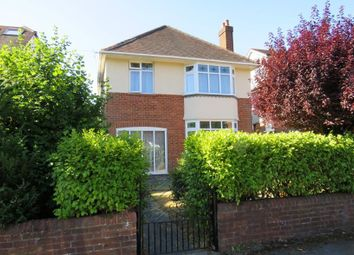 Thumbnail 4 bed detached house for sale in Torbay Road, Lower Parkstone, Poole, Dorset