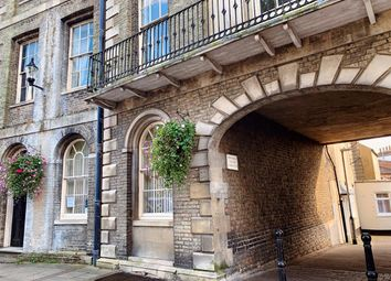 Thumbnail 1 bed flat to rent in The Crescent, Wisbech