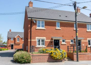 Thumbnail 2 bed semi-detached house for sale in W & G Industrial Estate, Faringdon Road, East Challow, Wantage