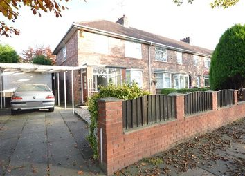 Thumbnail 3 bed terraced house for sale in Mather Avenue, Allerton, Liverpool