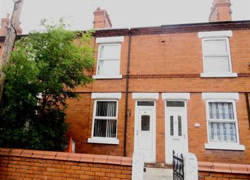 Thumbnail 2 bed terraced house for sale in Jubilee Road, Wrexham, Wrexham