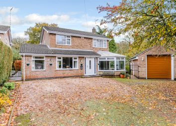 Thumbnail 4 bed detached house for sale in Ashdale, Thringstone, Coalville