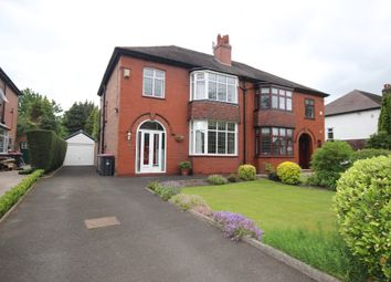 Thumbnail 3 bedroom semi-detached house for sale in Lullington Road, Salford