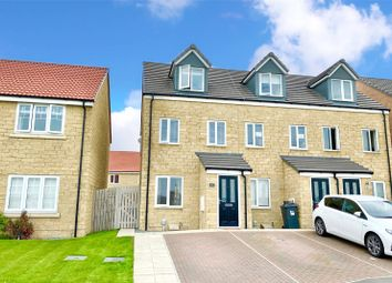 Thumbnail 3 bed end terrace house for sale in Hampstead Gardens, Hull