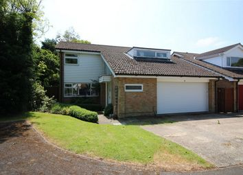Thumbnail 4 bed detached house for sale in Tanglewood, Alconbury Weston, Huntingdon