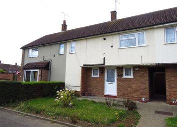 Thumbnail 3 bed terraced house for sale in Kestrel Road, Ipswich